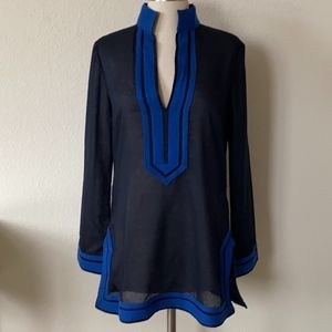 Tory Burch Tunic Top Size 4